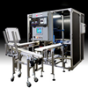 Dual Keyence CV5000 | Cellophane Seal Inspection System