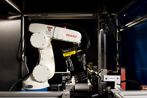 Flexible & Programmable Robotic Inspection System