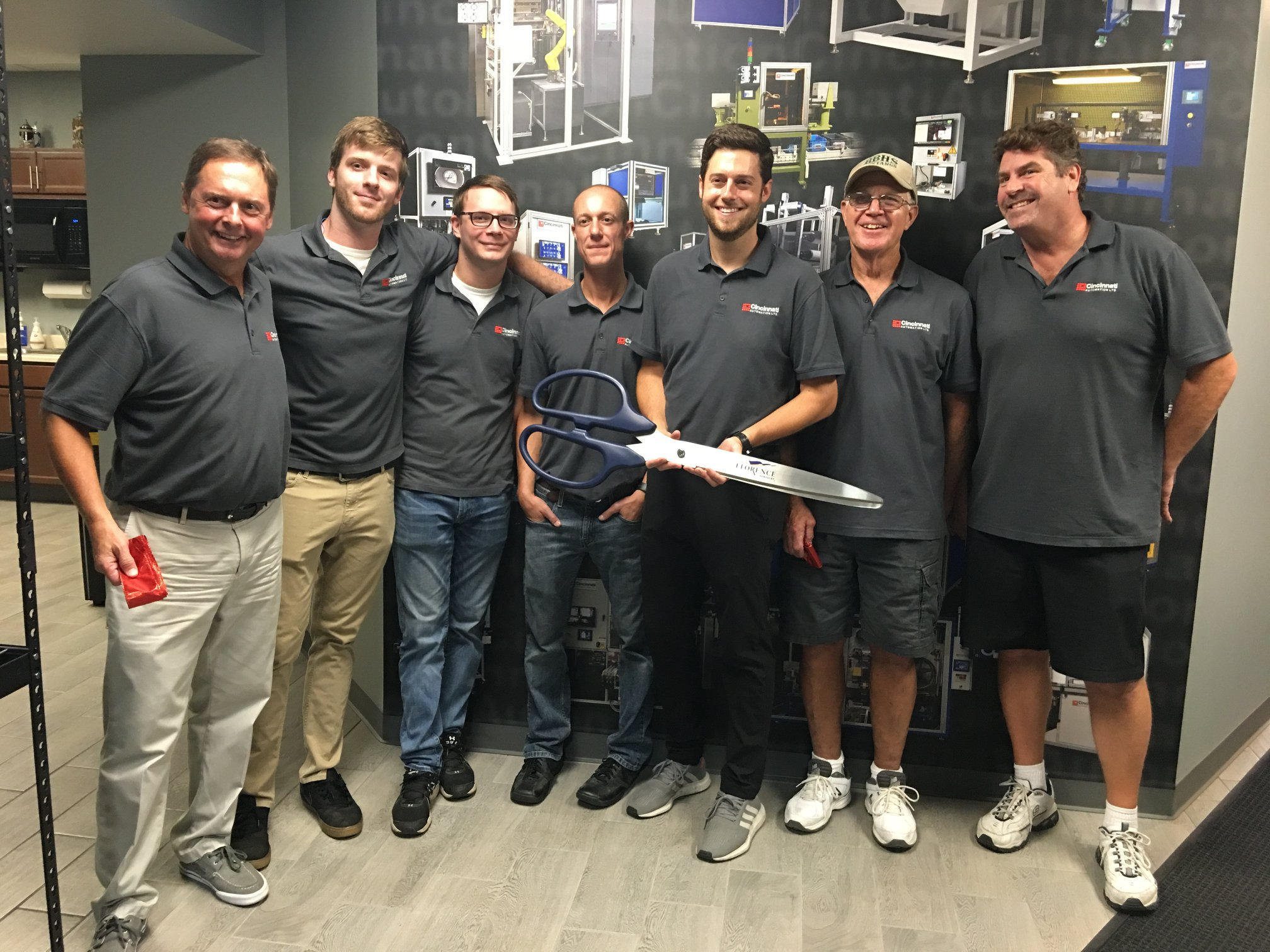 Cincinnati Automation Hosts Ribbon Cutting Ceremony and Open House for New Facility