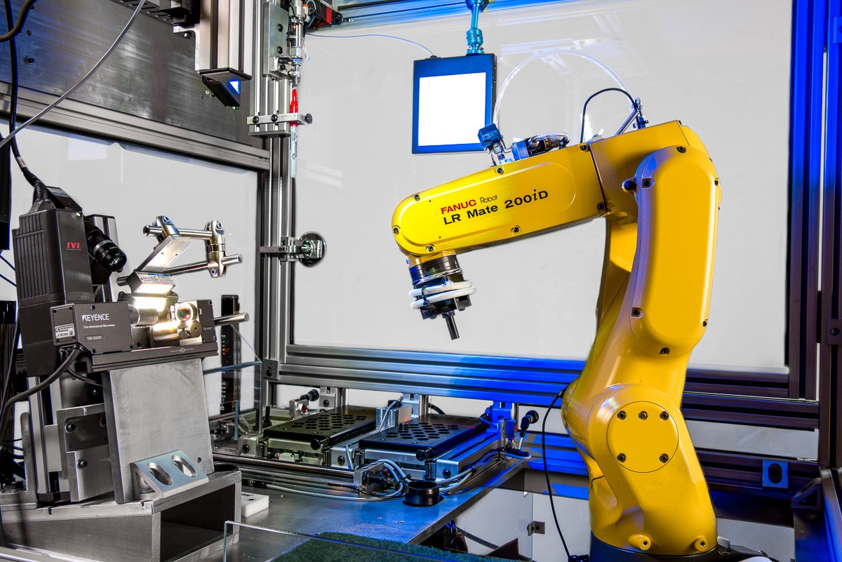 Fanuc Integrated Inspection Machines