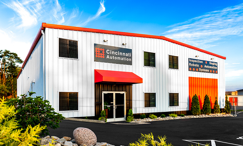 Cincinnati Automation Is Now Operating for Business Out of Our New Location