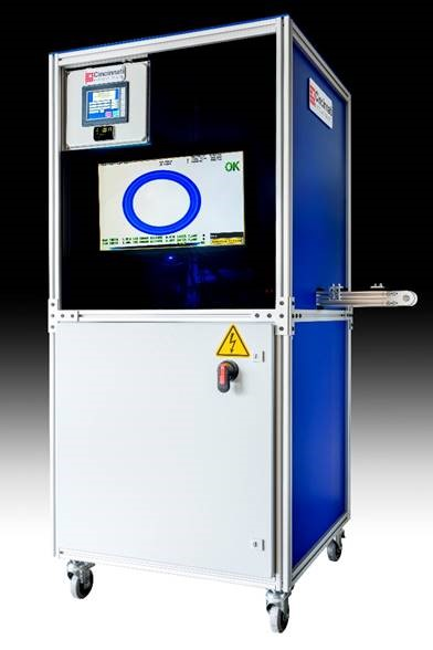 Mobile Seal and O-ring Inspection Machine