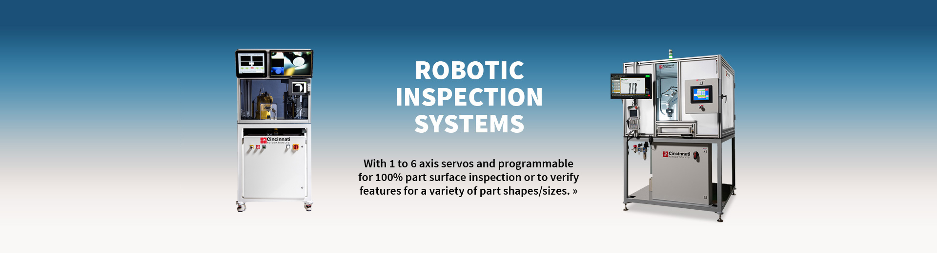 Robotic Inspection Systems