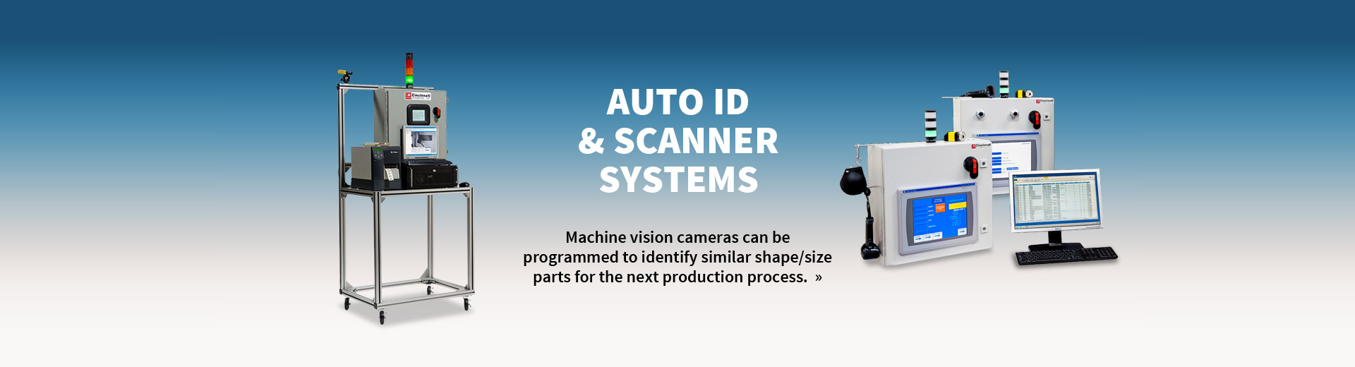 Auto ID & Scanner Systems