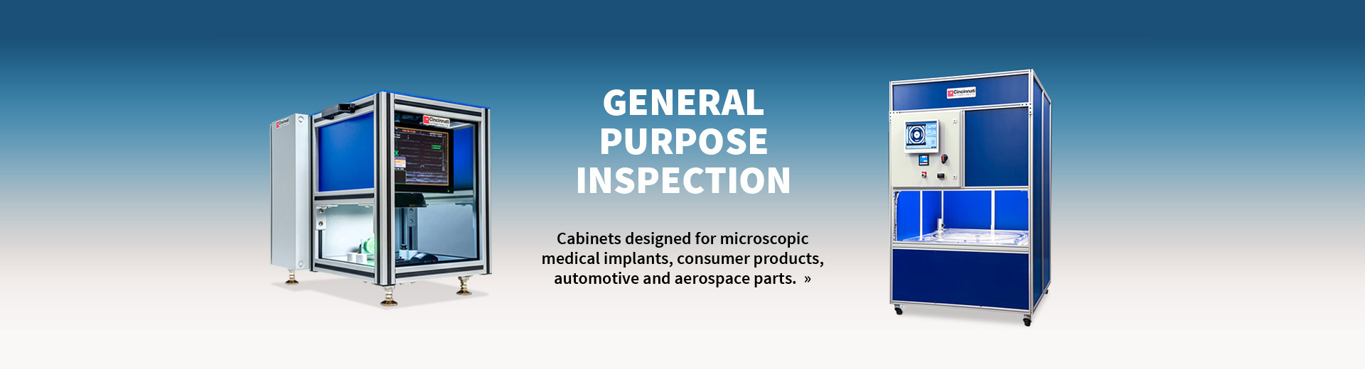 General Inspection Systems